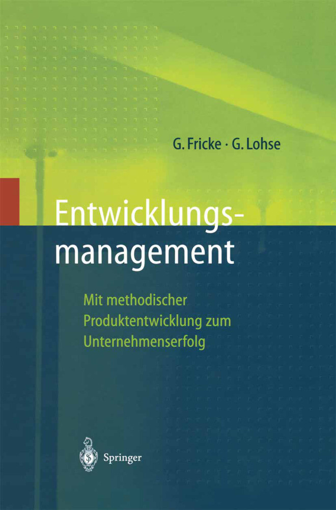 Entwicklungsmanagement als Buch