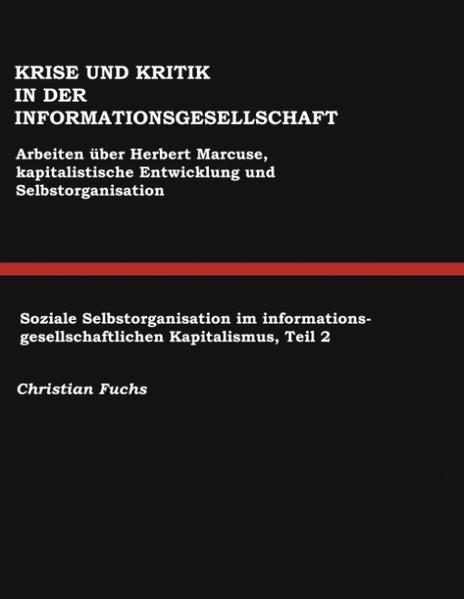 Krise und Kritik in der Informationsgesellschaft als Buch (kartoniert)