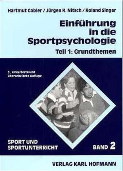 Einführung in die Sportpsychologie 1. Grundthemen als Buch (kartoniert)