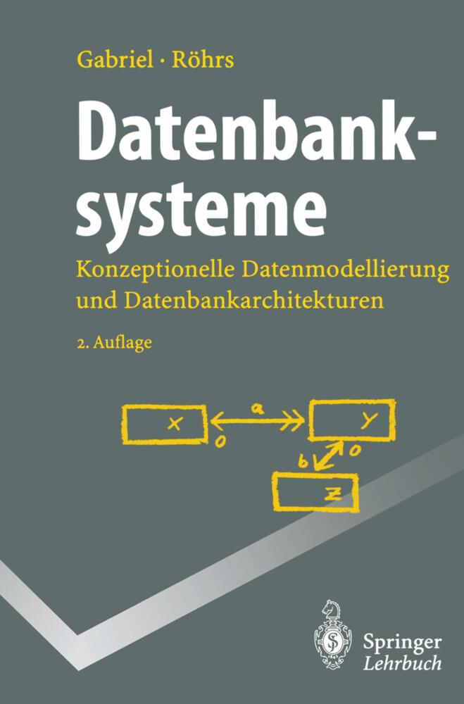 Datenbanksysteme als Buch (kartoniert)