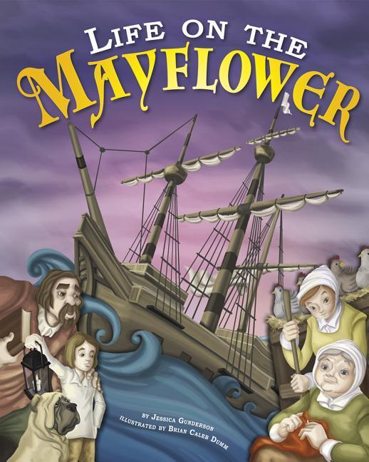Life on the Mayflower als Taschenbuch