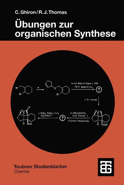 Übungen zur organischen Synthese als Buch (kartoniert)