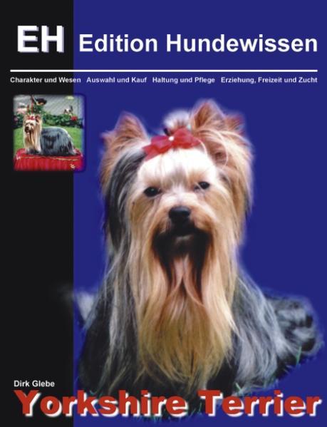 Yorkshire Terrier als Buch (kartoniert)