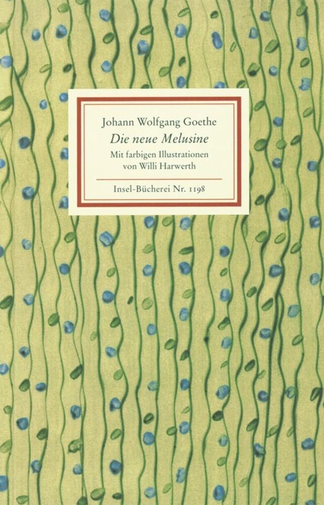 Die neue Melusine als Buch (kartoniert)