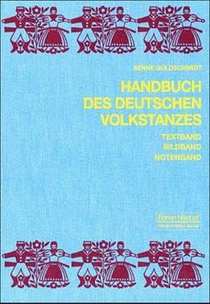 Handbuch des deutschen Volkstanzes als Buch (kartoniert)