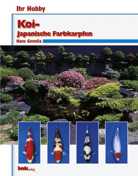 Ihr Hobby Koi als Buch (gebunden)