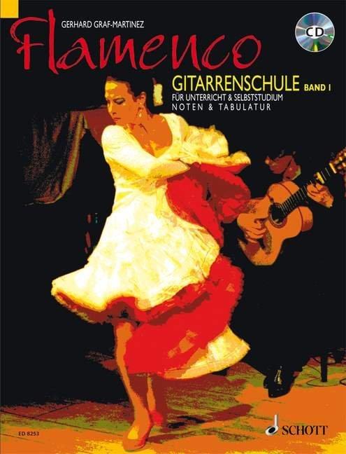 Flamenco als Buch (geheftet)