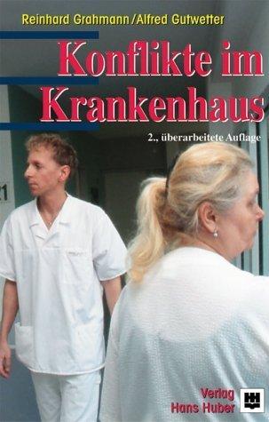 Konflikte im Krankenhaus als Buch