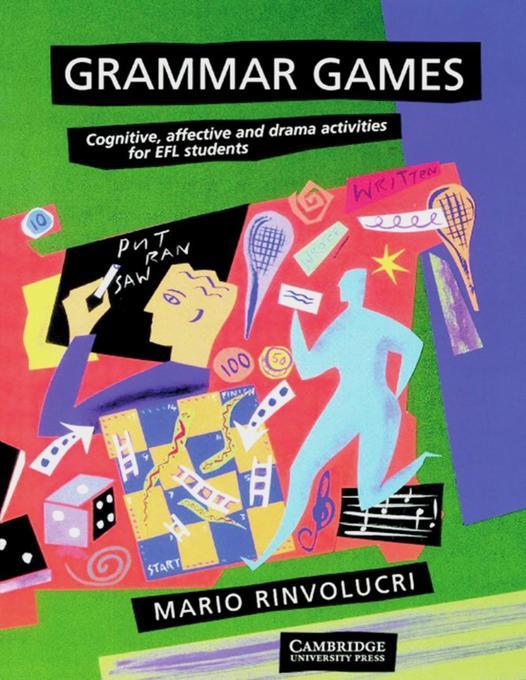 Grammar Games als Buch