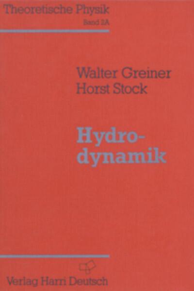 Hydrodynamik als Buch (gebunden)