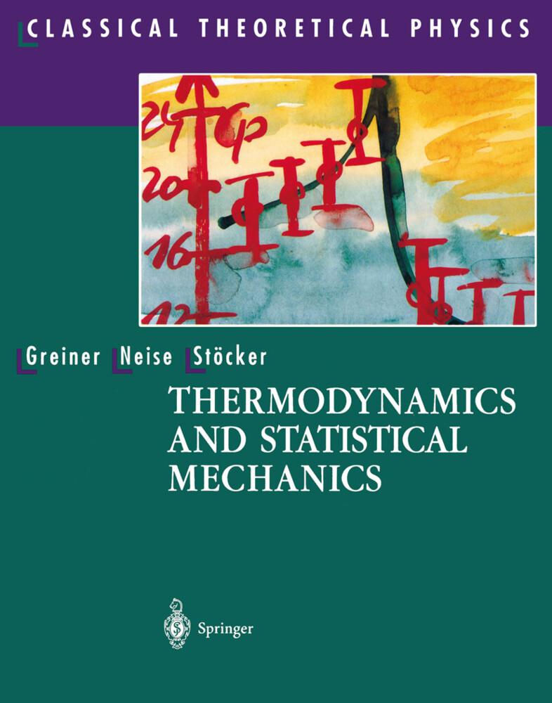Thermodynamics and Statistical Mechanics als Buch (kartoniert)