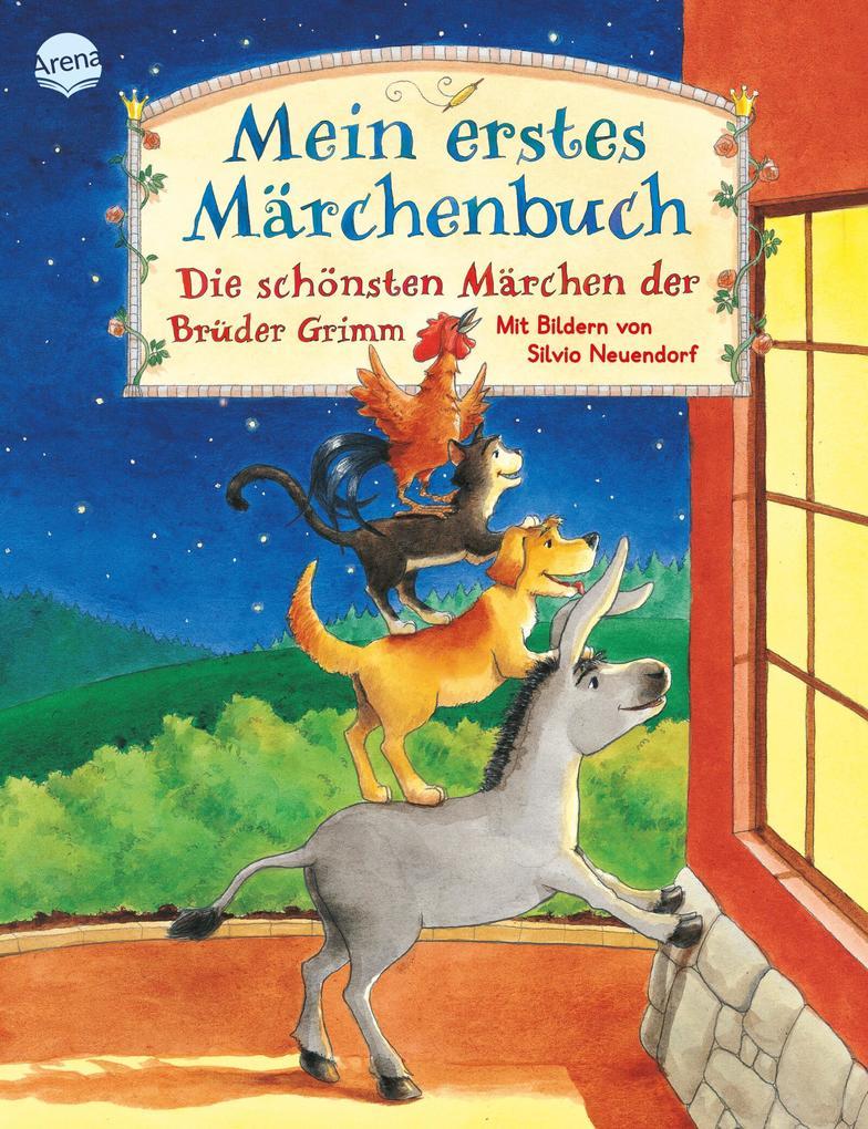Mein erstes Märchenbuch als Buch