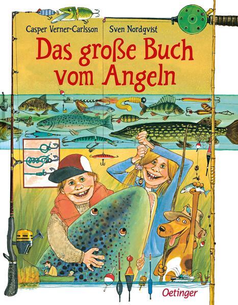 Das große Buch vom Angeln (Buch (gebunden)), Casper Verner