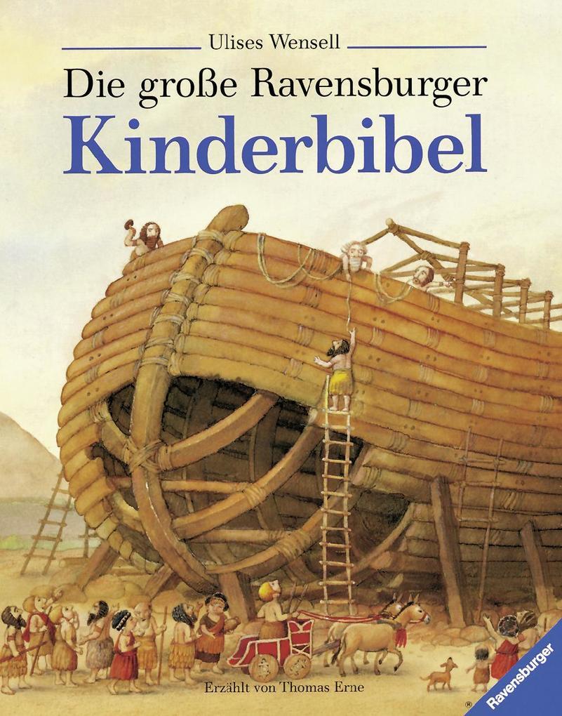 Die große Ravensburger Kinderbibel als Buch (gebunden)