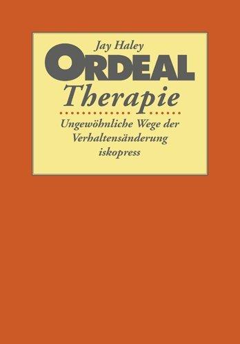 Ordeal Therapie als Buch (kartoniert)