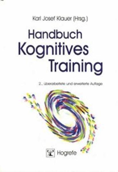 Handbuch Kognitives Training als Buch (gebunden)