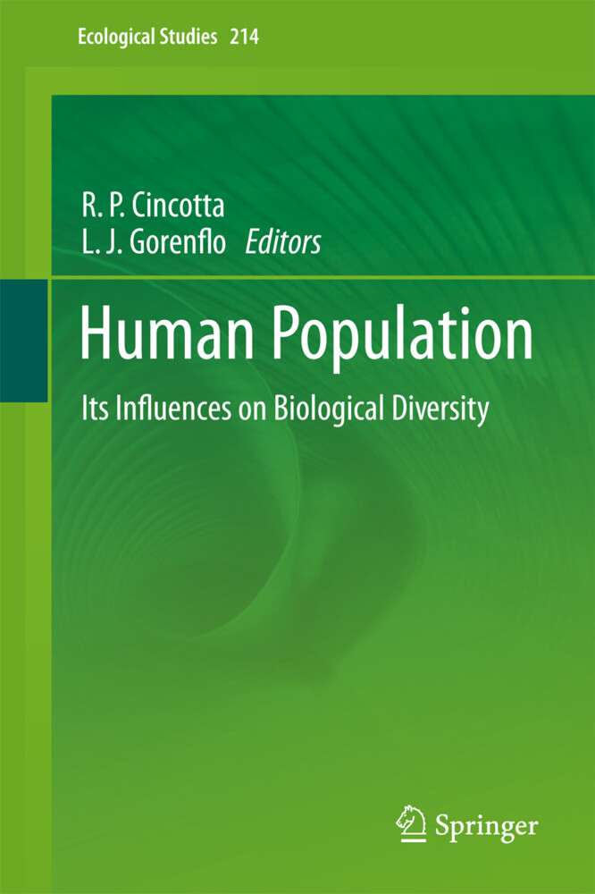 Human Population als Buch (gebunden)