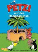 Petzi 13. Petzi auf der Robinson-Insel