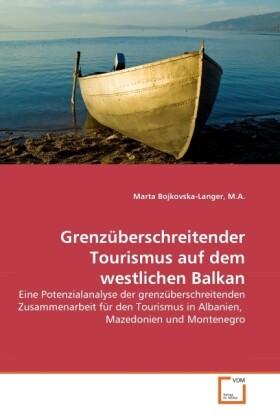 Grenzüberschreitender Tourismus auf dem westlichen Balkan als Buch (gebunden)