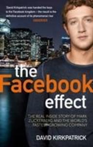 The Facebook Effect als Taschenbuch