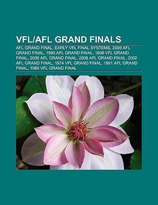 VFL/AFL Grand Finals als Taschenbuch