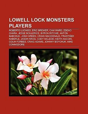 Lowell Lock Monsters players als Taschenbuch