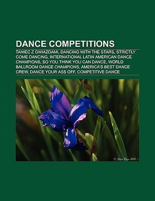 Dance competitions als Taschenbuch