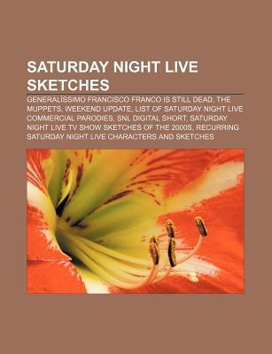 Saturday Night Live sketches als Taschenbuch