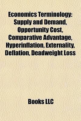 Economics terminology als Taschenbuch