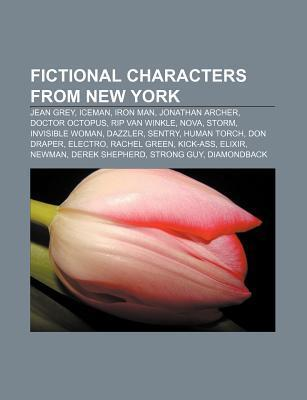 Fictional characters from New York als Taschenbuch