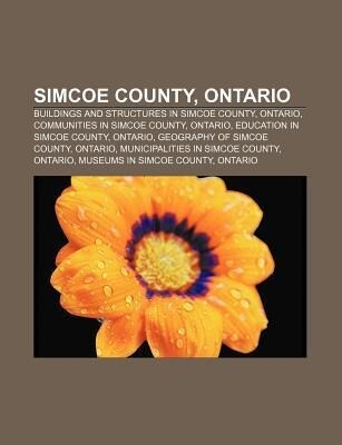 Simcoe County, Ontario als Taschenbuch