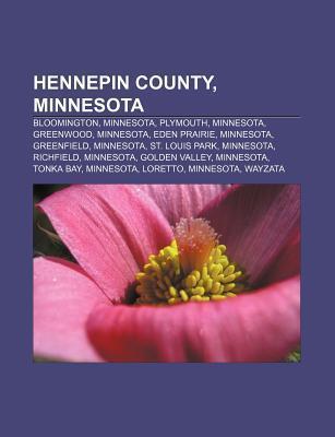 Hennepin County, Minnesota als Taschenbuch