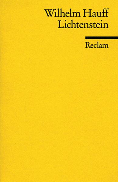 Lichtenstein als Taschenbuch