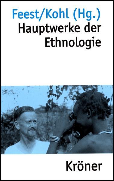 Hauptwerke der Ethnologie als Buch (gebunden)