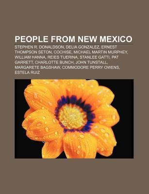 People from New Mexico als Taschenbuch
