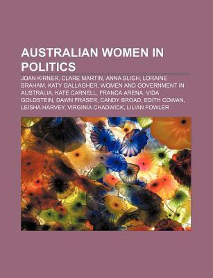 Australian women in politics als Taschenbuch