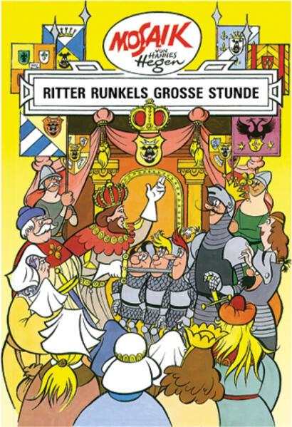 Ritter Runkel 10. Ritter Runkels große Stunde als Buch