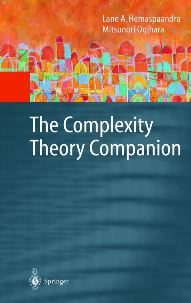 The Complexity Theory Companion als Buch (gebunden)