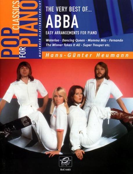 The Very Best Of ABBA. Vol.1 als Blätter und Karten