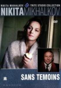 Sans temoins als DVD