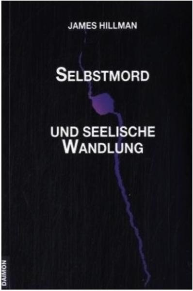Selbstmord und seelische Wandlung als Buch (kartoniert)