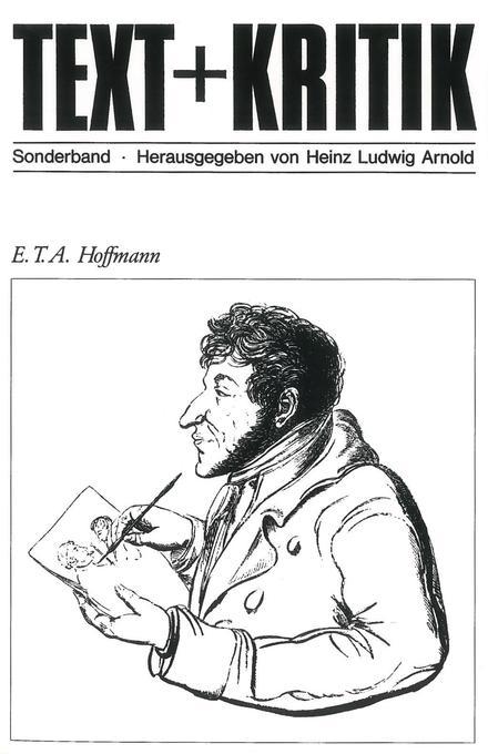 E. T. A. Hoffmann als Buch (kartoniert)