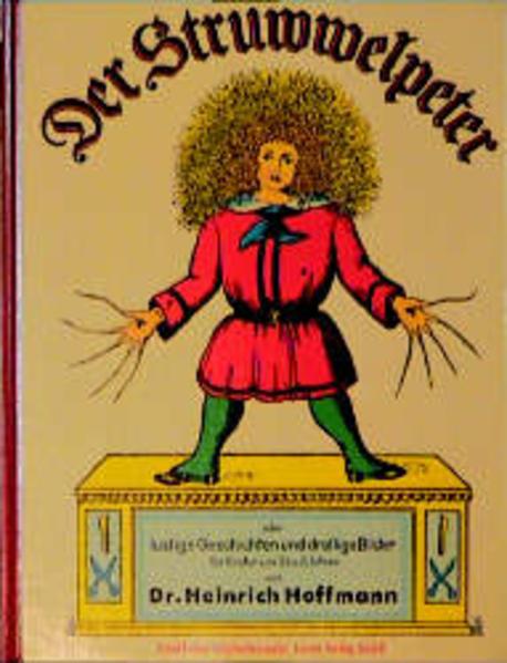 Der Struwwelpeter als Buch (kartoniert)