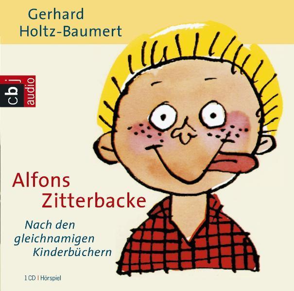 Alfons Zitterbacke. CD als Hörbuch CD