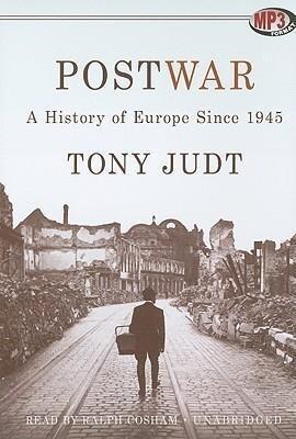 Postwar: A History of Europe Since 1945 als Hörbuch CD