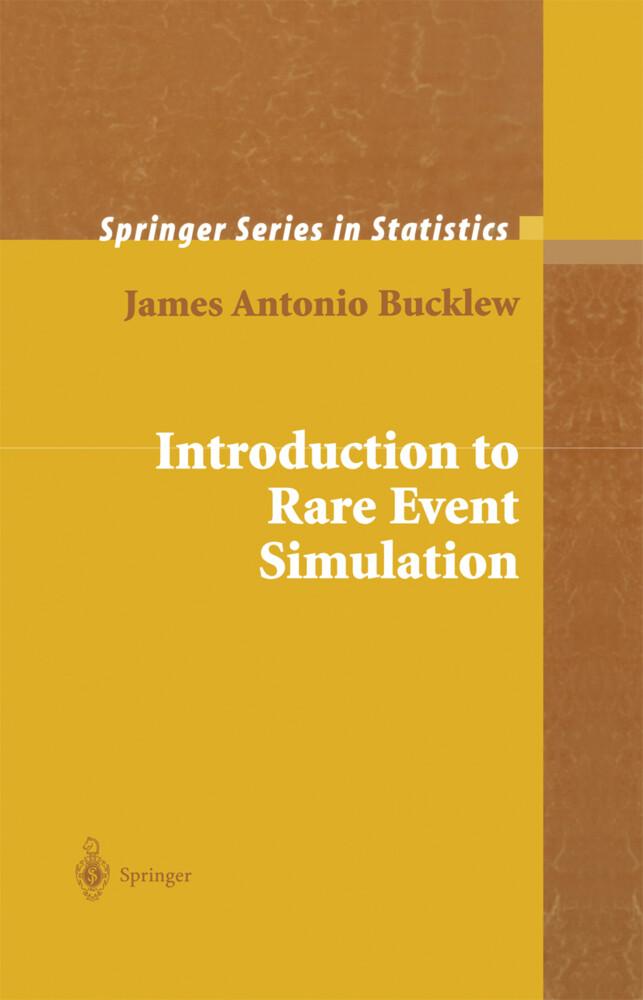 Introduction to Rare Event Simulation als Buch (gebunden)