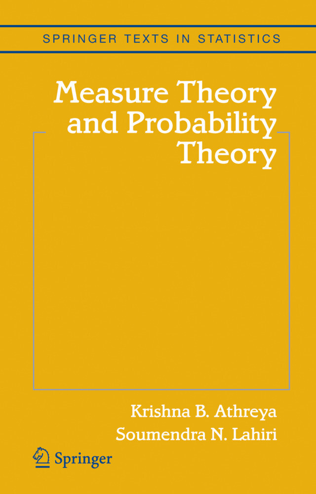 Measure Theory and Probability Theory als Buch (kartoniert)