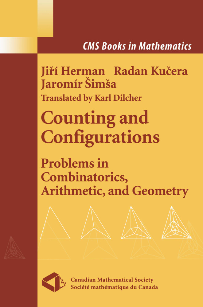 Counting and Configurations als Buch (kartoniert)