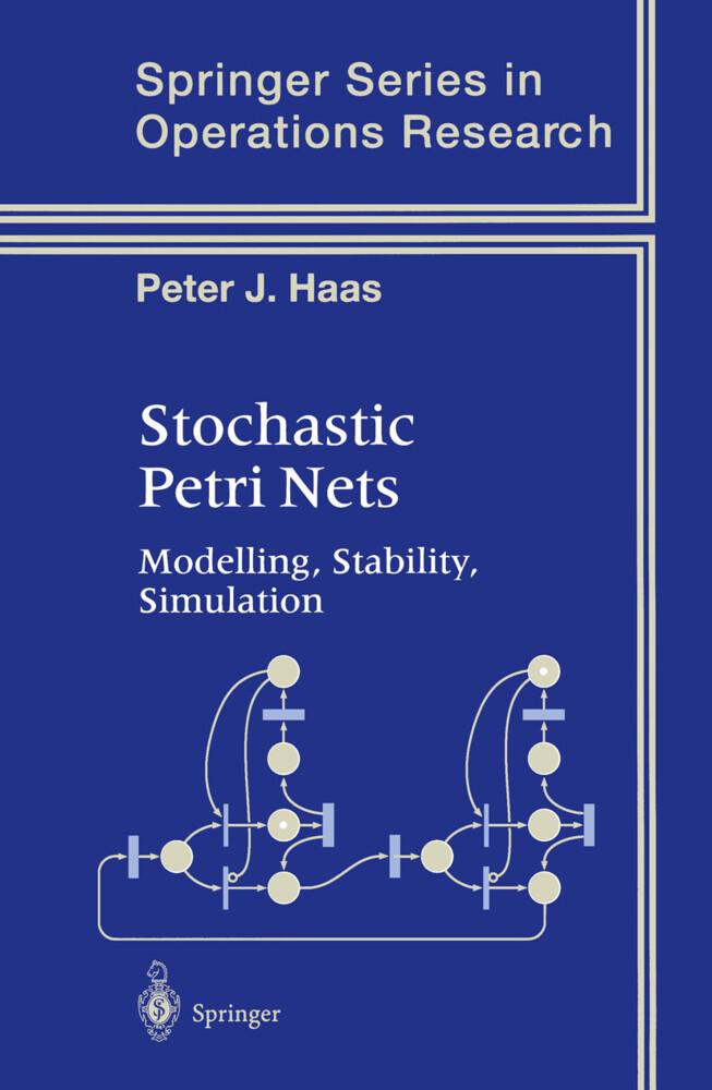 Stochastic Petri Nets als Buch (kartoniert)