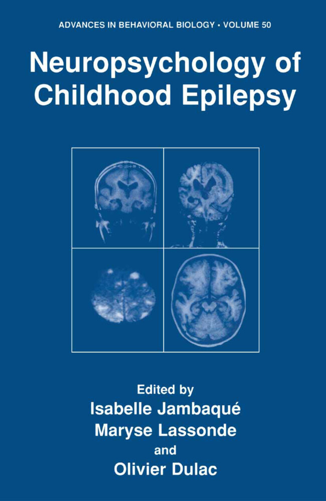 Neuropsychology of Childhood Epilepsy als Buch (gebunden)